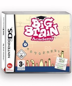 Big Brain Academy (German) (DS)