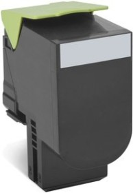 Lexmark Toner 700X1 schwarz extra hohe Kapazität (70C0X10)