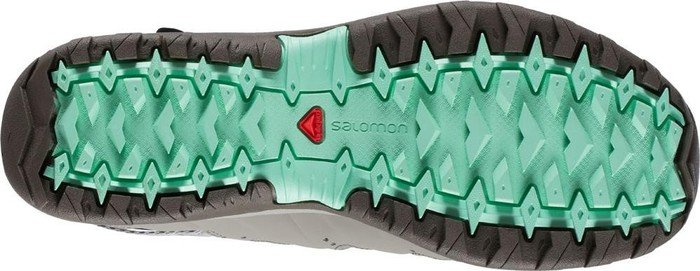 Salomon Ellipse Cabrio grün (Damen) (379556) ab € 99,99