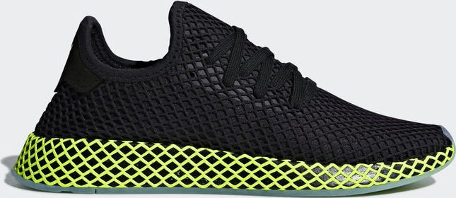 15438c356b adidas Deerupt Runner core black ash blue (men) (B41755) starting ...