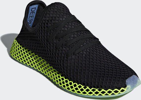 adidas Deerupt Runner core blackash blue (męskie) (B41755