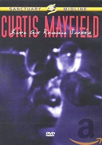 Curtis Mayfield - Live at Ronnie Scott's -- via Amazon Partnerprogramm