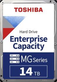 Toshiba Enterprise Capacity MG07ACA 14TB, 512e, SATA 6Gb/s (MG07ACA14TE)