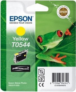 Epson T0544 ink yellow (C13T05444010)
