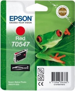 Epson T0547 ink red (C13T05474010)