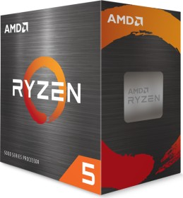 AMD Ryzen 5 5600X, 6C/12T, 3.70-4.60GHz, boxed (100-100000065BOX)