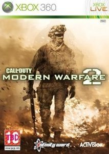 Call of Duty: modern Warfare 2 (German) (Xbox 360)