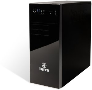 Wortmann Terra PC-Gamer 6100, Core i5-3570K, 8GB RAM, 1680GB, Windows 7 Home Premium (1001200)