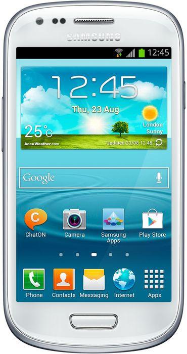 Samsung Galaxy S3 Mini VE i8200 weiß