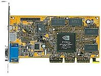 Chaintech / VideoExcel AGP-RIA3D5T/A-MX20T, GeForce2 MX/200, 32MB, TV-out, AGP