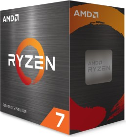 AMD Ryzen 7 5800X, 8C/16T, 3.80-4.70GHz, boxed ohne Kühler (100-100000063WOF)