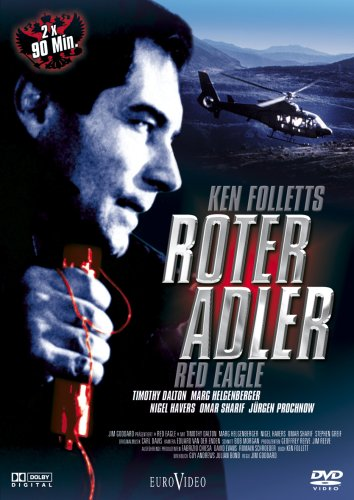Ken Folletts Roter Adler -- via Amazon Partnerprogramm