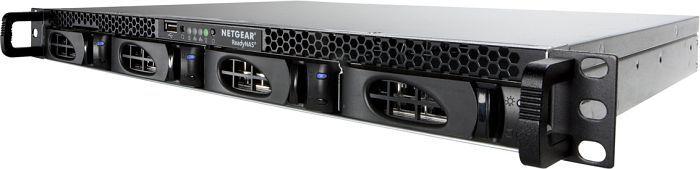 Netgear ReadyNAS 2120v2 4TB, 2x Gb LAN, 1HE (RN21241E-200EUS)