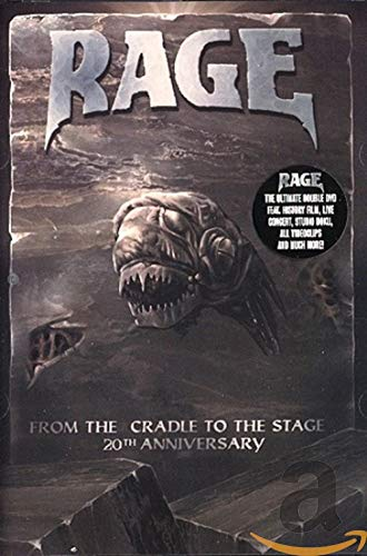 Rage - From the Cradle to the Stage -- via Amazon Partnerprogramm