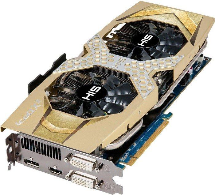 HIS Radeon R9 390X IceQ X² OC, 8GB GDDR5, 2x DVI, HDMI, DP (H390XQM8GD)