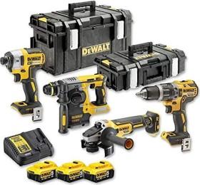 DeWalt DCK422P3 combo pack Cordless Tool Set incl. case + 3 Batteries 5.0Ah