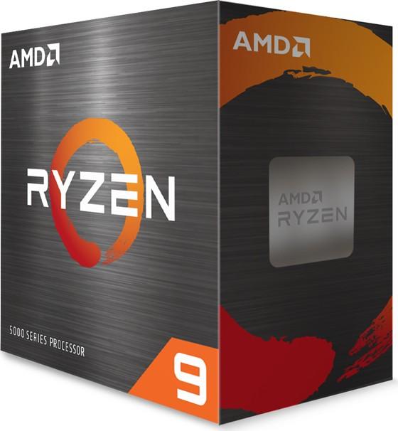 AMD Ryzen 9 5950X, 16C/32T, 3.40-4.90GHz, boxed ohne Kühler (100-100000059WOF)