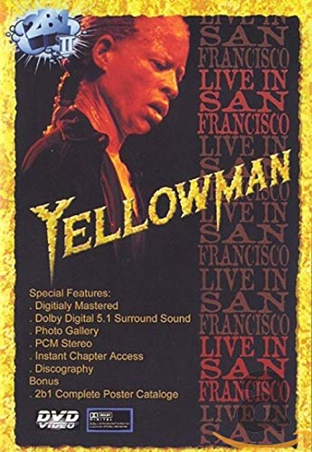 Yellowman - Live in San Francisco -- via Amazon Partnerprogramm