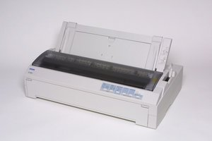 Epson FX-1180+, USB