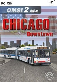 OMSI 2 - Der Omnibussimulator 2 - Chicago Downtown (Add-on) (PC)