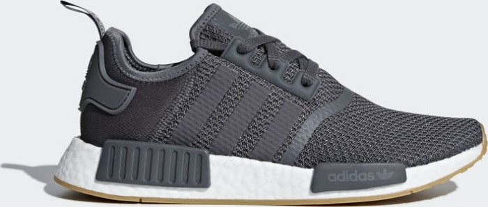 adidas Men's NMD_r1 Gymnastics Shoes, Grey F17Grey Five F17Core Black, 9.5 UK