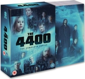 The 4400 Box (Season 1-4) (DVD) (UK)