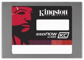 Kingston SSDNow KC100 120GB, SATA (SKC100S3/120G)
