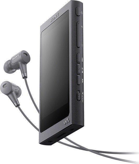 Sony NW-A45HN 16GB schwarz