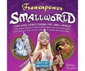 Grand Dames of Small World (Expansion)