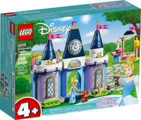 LEGO Disney Princess - Cinderella's Castle Celebration (43178)