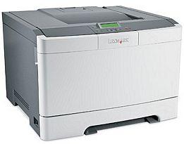 Lexmark C540n, Laser, mehrfarbig (26A0030/26A0035)