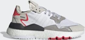 adidas Nite Jogger ftwr white/crystal white/shock red (Junior) (G28044)