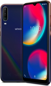 Wiko View 4 cosmic blue