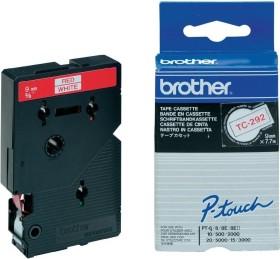 Brother TC-292 9mm, rot/weiß (TC292)