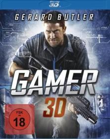 Gamer (Blu-ray) (UK)