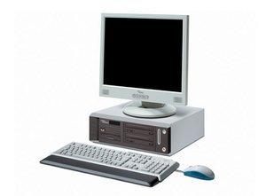 Fujitsu Scenic N, Pentium 4 3.00GHz