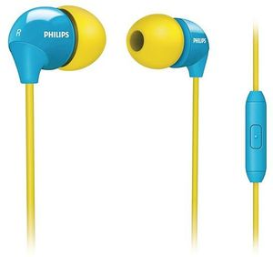 Philips SHE3575 yellow/blue