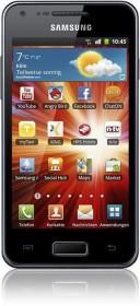 Samsung Galaxy S Advance i9070 schwarz