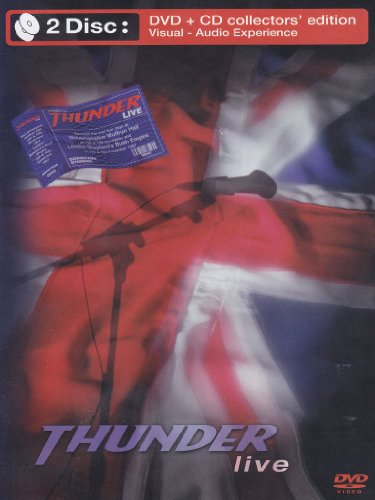 Thunder - Live -- via Amazon Partnerprogramm