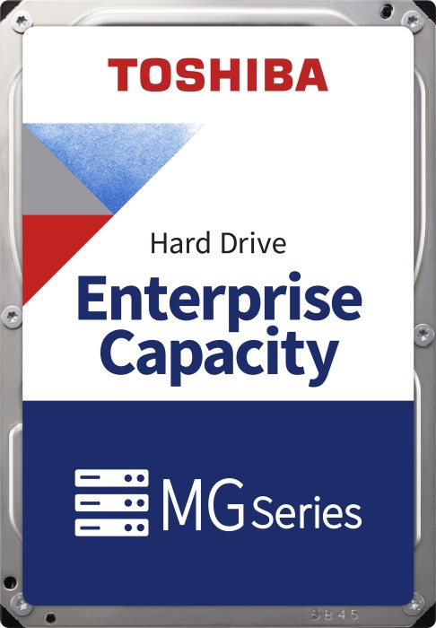 Toshiba Enterprise MG07ACA 12TB, 4Kn, SATA 6Gb/s (MG07ACA12TA)
