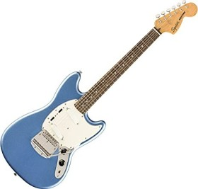 Fender Squier Classic Vibe '60s Mustang IL Sonic Blue (0374080572)