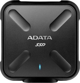 ADATA SD700 schwarz 256GB, USB 3.0 Micro-B (ASD700-256GU3-CBK/ASD700-256GU31-CBK)