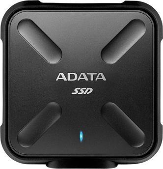 ADATA SD700 schwarz 256GB, USB 3.0 Micro-B (ASD700-256GU3-CBK)