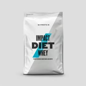 Myprotein Impact Diet Whey Strawberry Shortcake 2.5kg