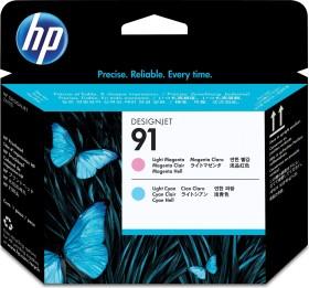 HP Printhead 91 magenta light/cyan light (C9462A)