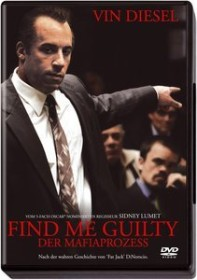 Find Me Guilty - Der Mafiaprozess (DVD)