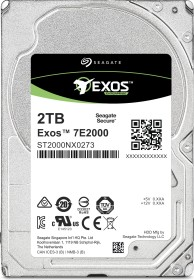 Seagate Exos E 7E2000 2TB, 512e, SAS 12Gb/s (ST2000NX0273)