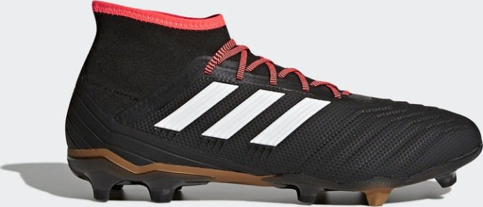 7cd89823cb4b ... sweden adidas predator 18.2 fg core black white solar red herren cp9290  13b9d 3d957
