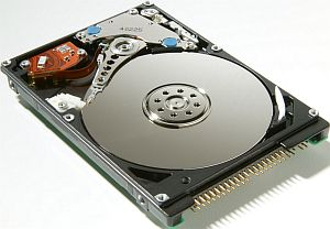 HGST Travelstar 40GN 40GB, IDE (IC25N040ATCS04)