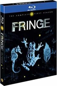 Fringe Season 1 (Blu-ray) (UK)